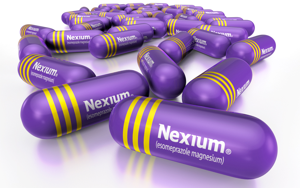 nexium appetite allergic reaction